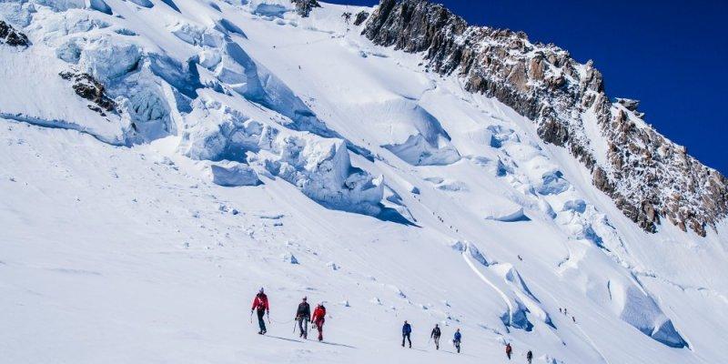 Polka z Dublina zginęła na Mont Blanc