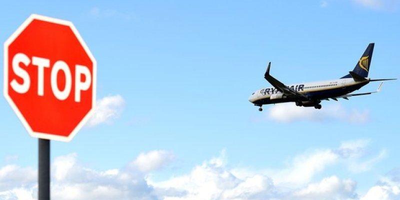 12 lipca strajk pilotów Ryanair