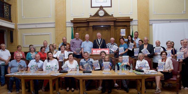 Together-Razem z programem dla seniorów w Cork