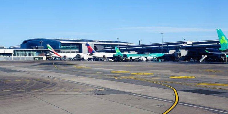 Rekordowy czerwiec lotniska w Dublinie