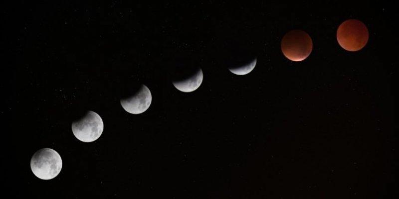 Zaćmienie księżyca najlepiej widoczne w Cork