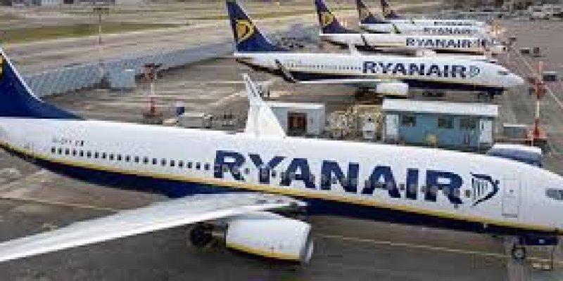 W piątek kolejny strajk Ryanair
