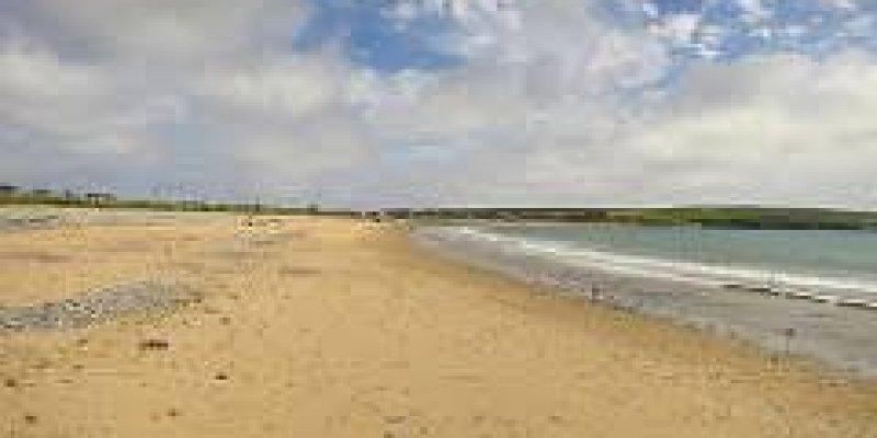 Brudne irlandzkie plaże