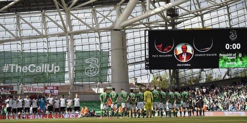 Irlandia może zorganizować piłkarskie mistrzostwa świata