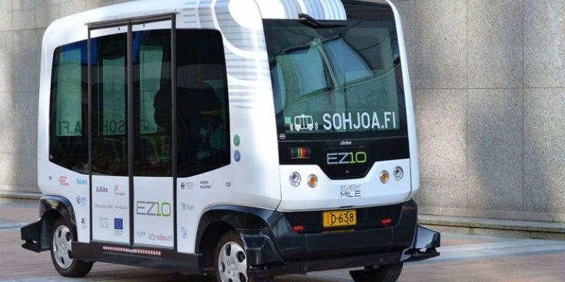 W Dublinie będzie jeździć autobus bez kierowcy