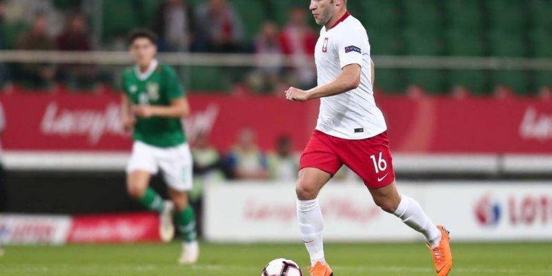 Polska - Irlandia 1:1 we Wrocławiu