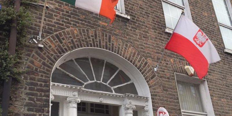 Dyżur konsularny w Limerick