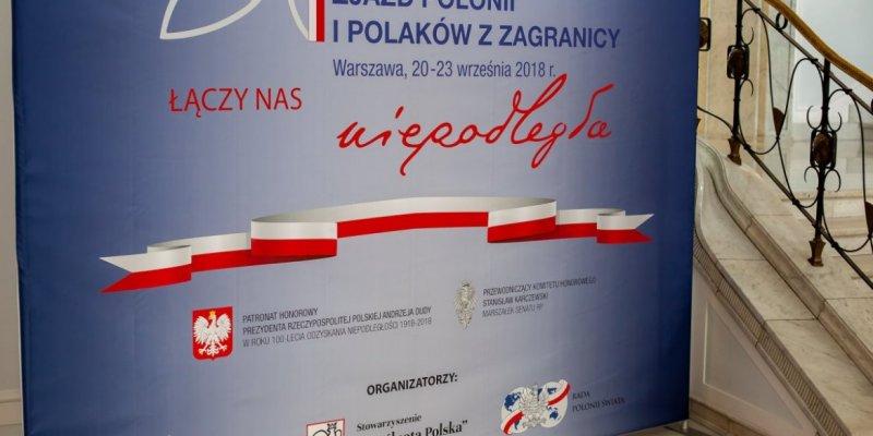 V Światowy Zjazd Polonii i Polaków w Warszawie