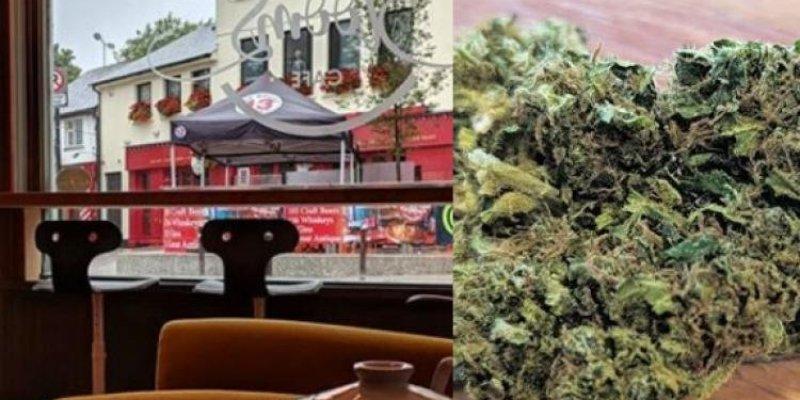 Kawiarnia z marihuaną w Waterford
