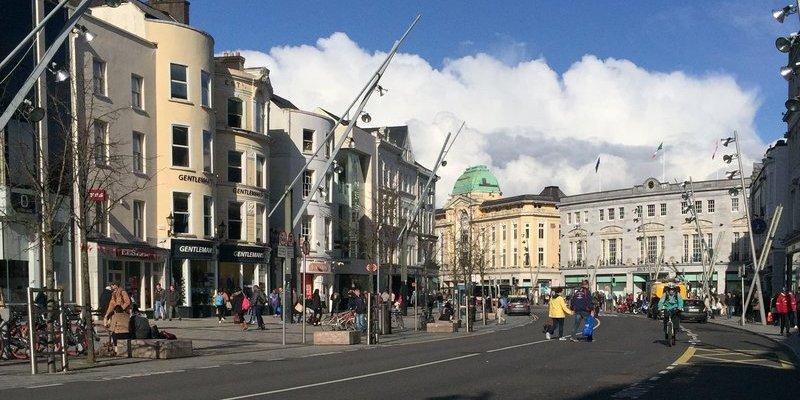 Cork najbardziej atrakcyjnym miejscem do zamieszkania