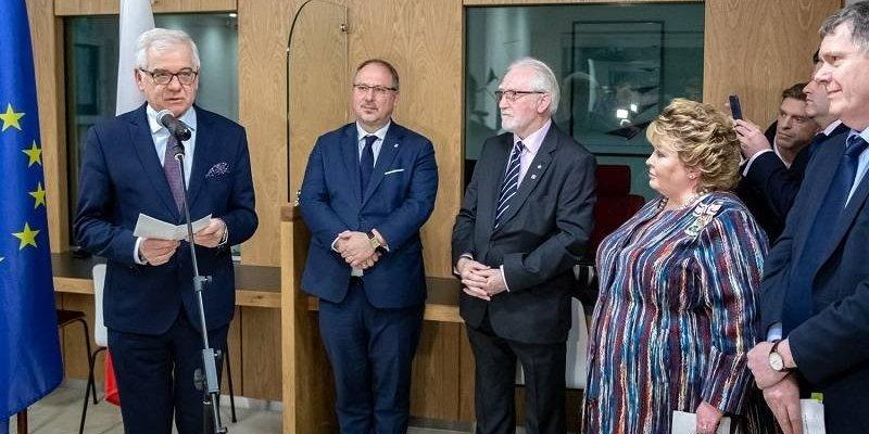Nowy polski konsulat w Belfaście
