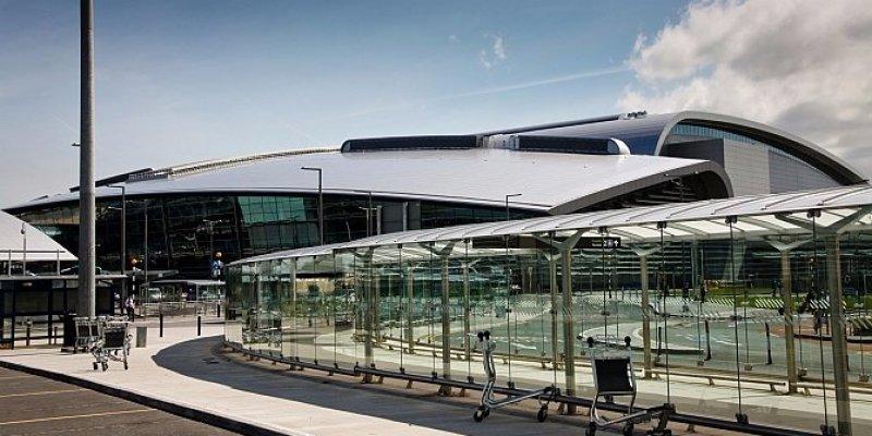 Lotnisko w Dublinie bije rekordy podróżnych