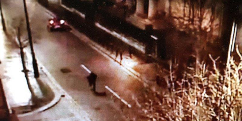 Cztery osoby zatrzymane po zamachu w Irlandii Płn.