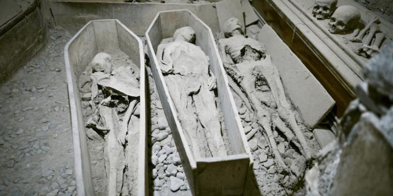 Z krypty w Dublinie skradziono głowę 800-letniego krzyżowca