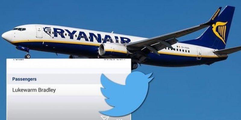 Pasażer Ryanair zapłacił 115 euro za błąd telefonu