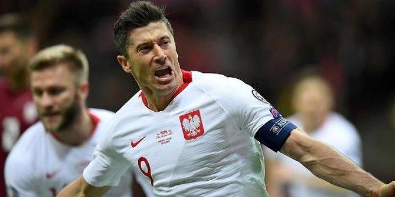 Polska - Łotwa 2:0