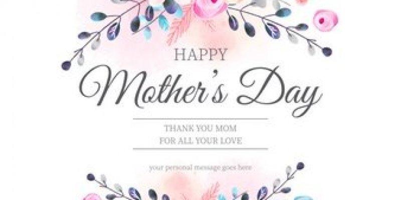 Dzisiaj Dzień Matki