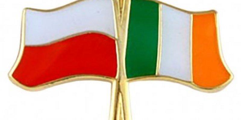 Dziś nadanie irlandzkiego obywatelstwa, jest kilkoro Polaków