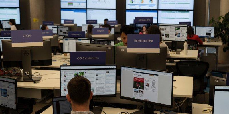 Facebook walczy z nieuczciwymi kampaniami do Parlamentu Europejskiego