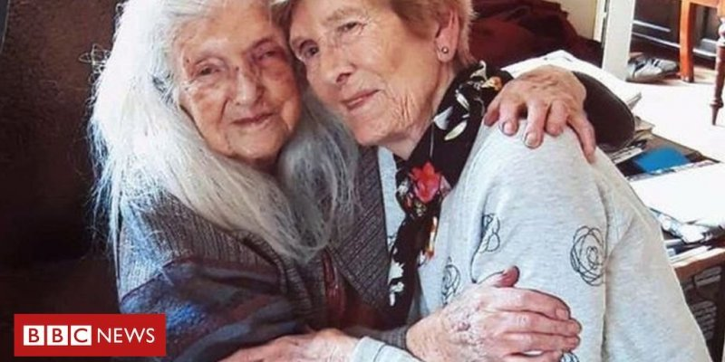 Po 60 latach odnalazła mającą 104 lata matkę