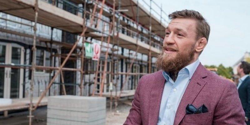 Conor McGregor buduje w Dublinie domy dla bezdomnych