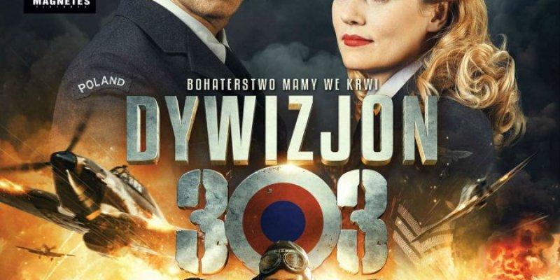 Pokaz filmu Dywizjon 303 w ramach festiwalu Polska-Eire