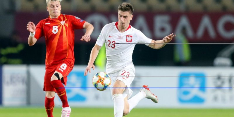 Polska - Macedonia 1:0 na wyjeździe