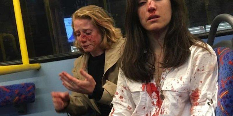 Stewardessa Rynanaira pobita w Londynie