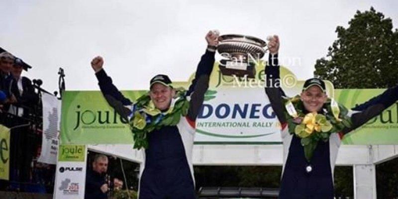 Zginął znany irlandzki kierowca rajdowy