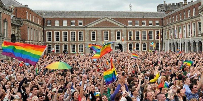 W sobotę parada równości w Dublinie