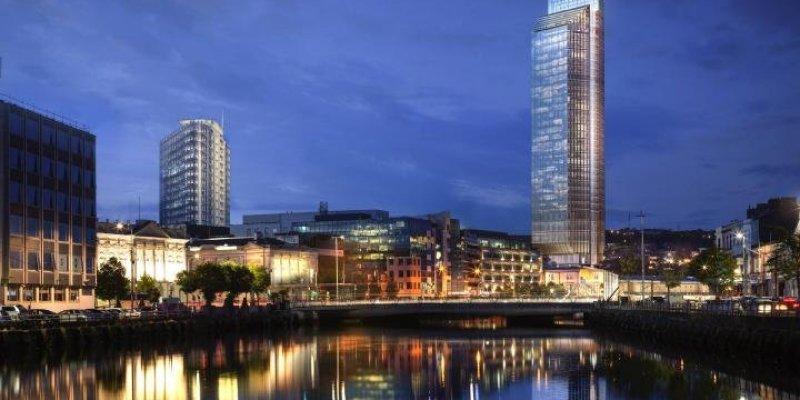 Energooszczędny wieżowiec powstanie w centrum Cork