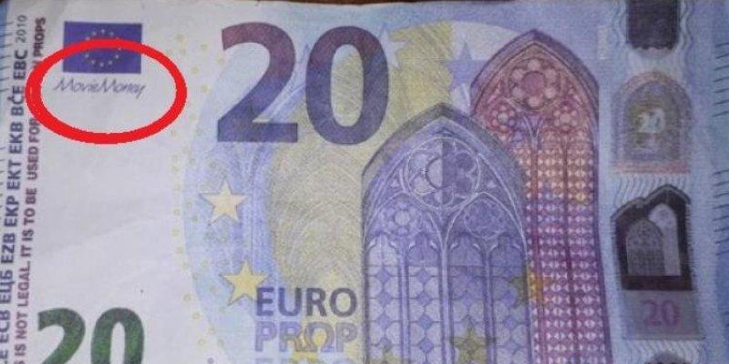 Fałszywe banknoty w hrabstwie Cork