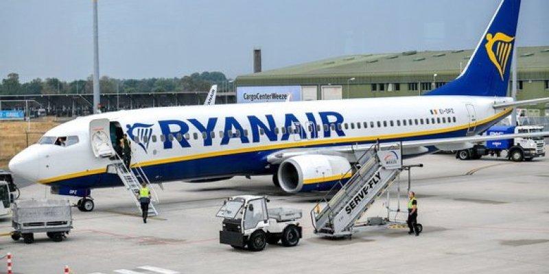 Piloci Ryanair zastrajkują 22 sierpnia