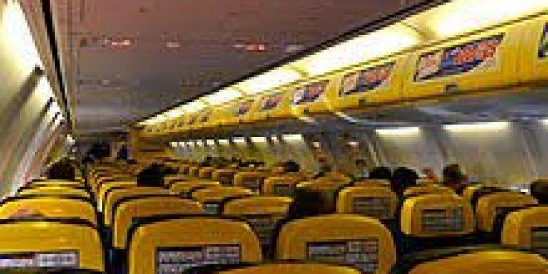 Irlandzki Ryanair poparł strajk