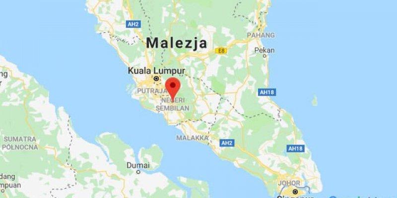Nastolatka z Irlandii zaginęła w malezyjskiej dżungli
