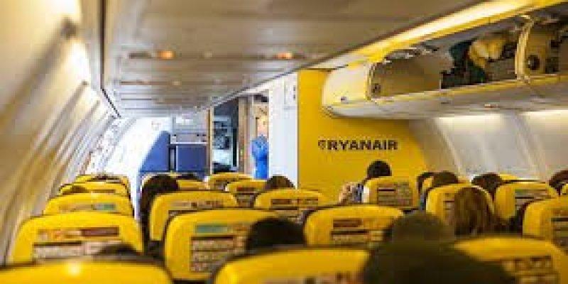 Przesunięty strajk w Ryanair