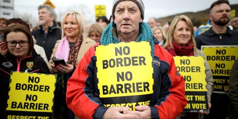 W Irlandii Płn. policja nie skontroluje granicy w przypadku twardego brexitu