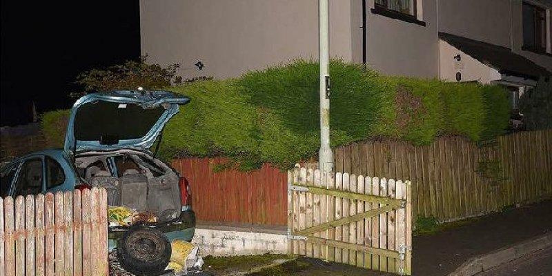 Nowa IRA podłożyła bombę w mieszkaniu