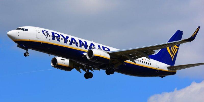 O północy kończy się promocja w Ryanair