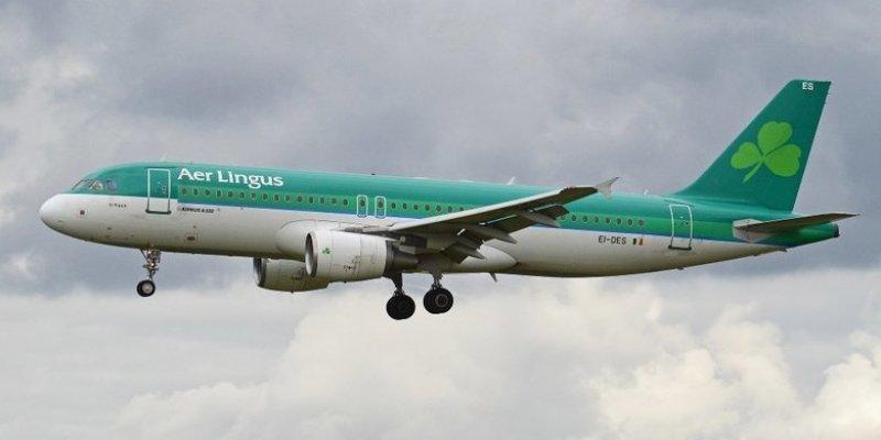 W samolot z Cork uderzył piorun, awaryjne lądowanie w Dublinie