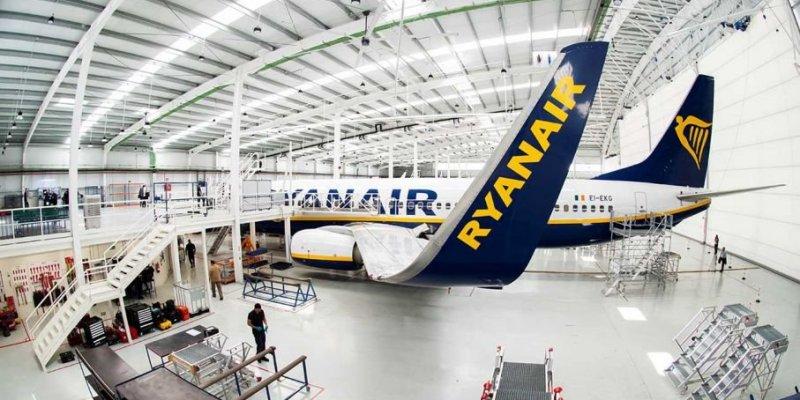 Ryanair w Polsce jako Buzz