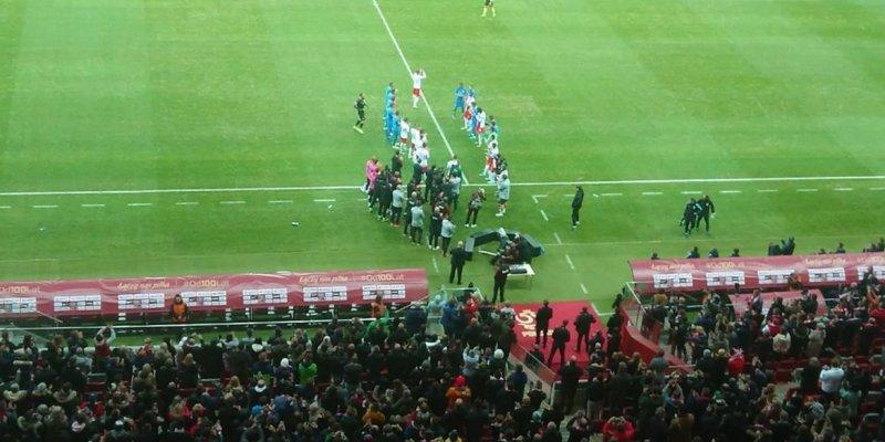 Polska - Słowenia 3:2 na koniec eliminacji