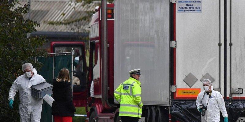 Trzeci aresztowany w sprawie śmierci 39 osób w ciężarówce
