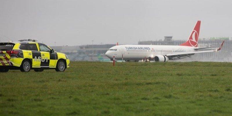 Wdowa po terroryście zatrzymana na lotnisku w Dublinie
