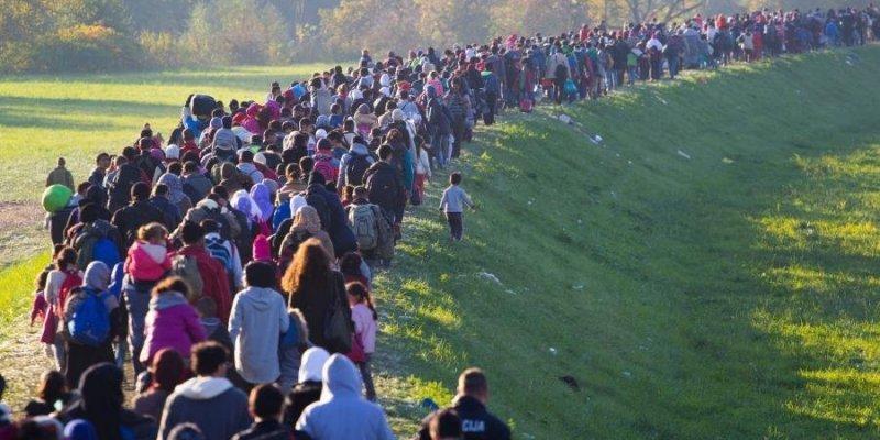 Prawie 3 tys. uchodźców przybędzie do Irlandii