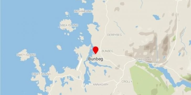 Ludzka noga znaleziona na plaży w Donegal
