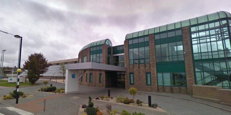 Siedziba Apple w Cork objęta kwarantanną