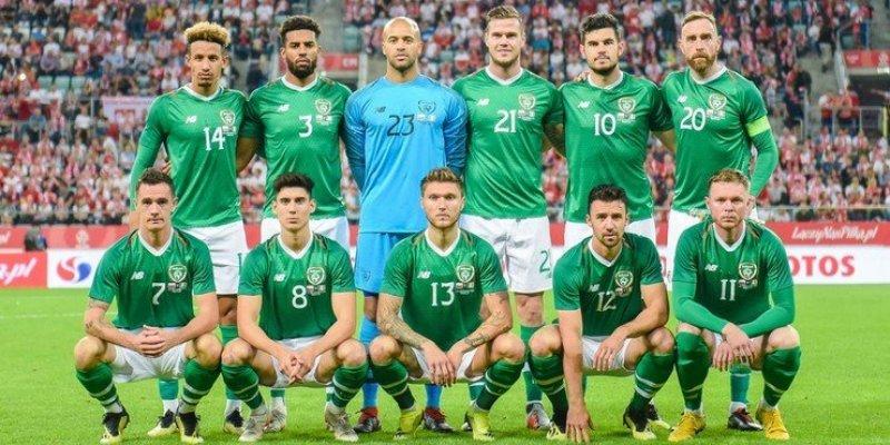 Nowy selekcjoner piłkarskiej reprezentacji Irlandii
