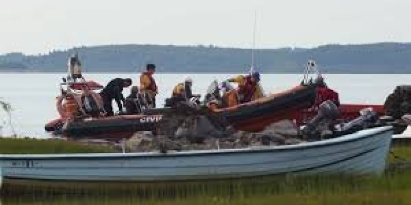 Pięcioletni chłopiec utopił się w jeziorze Lough Mask