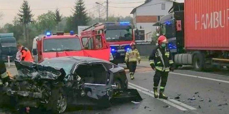 W Polsce bardzo niebezpiecznie na drogach, w Irlandii - przeciwnie